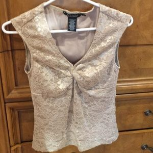 Women's lace cami.